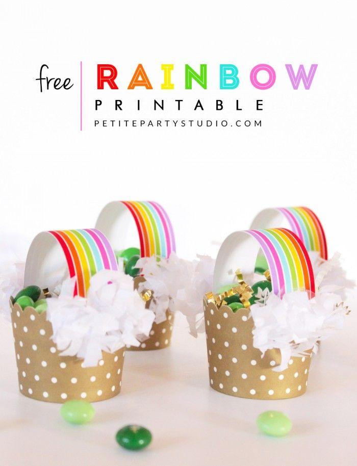 Rainbow Cake Special Bebe