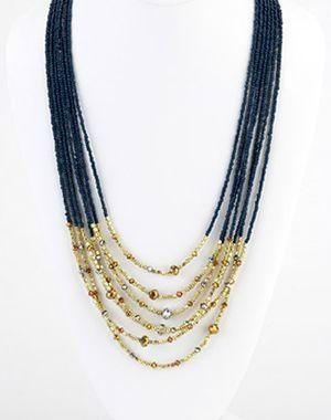 Perles de rocaille, perles indispensables pour création de bijoux !