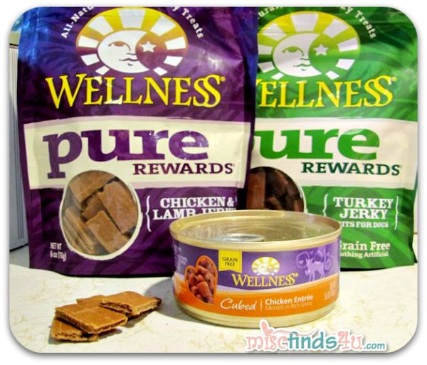 Wellness Dog Food a Natural Way to Feed Your Best Friend @wellnesspetfood -GIVEAWAY-