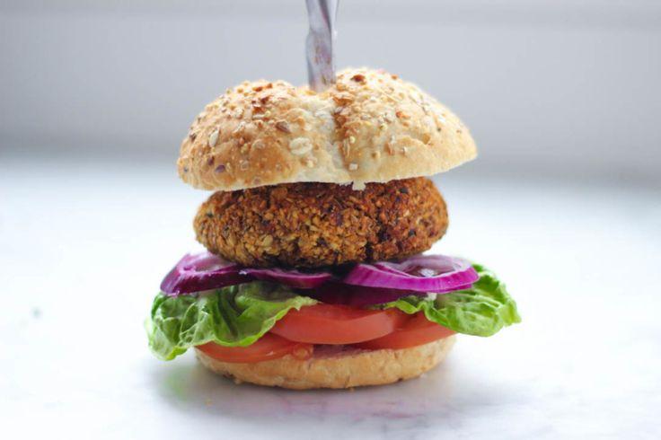 raw food vegan recipes quinoa burger