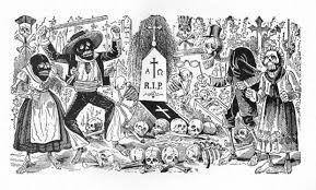 Resultado de imagen para calaveras mexicanas literarias