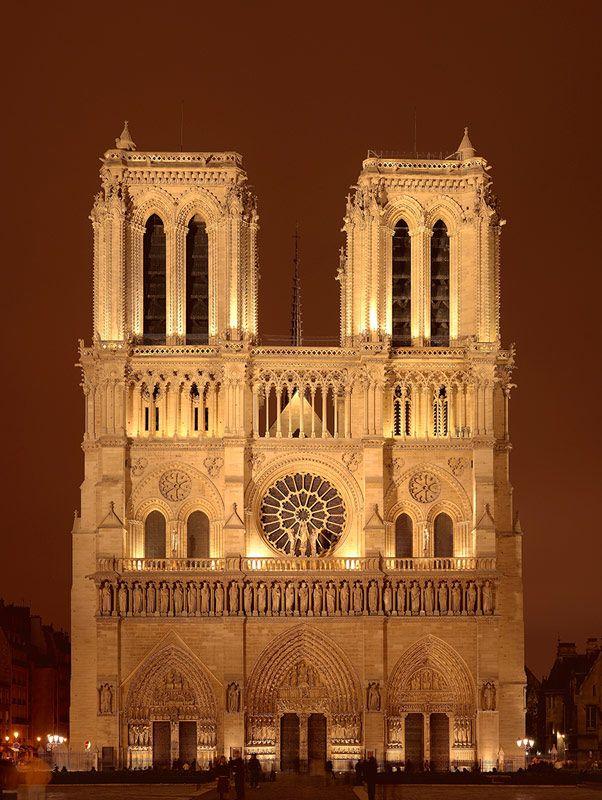 Catedral De Notre Dame En París P Catedral París Paris Ciudad