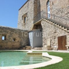 Castell de Fonolleres,Casas rurales (alquiler íntegro),Fonolleres,Granyanella,Lleida,España