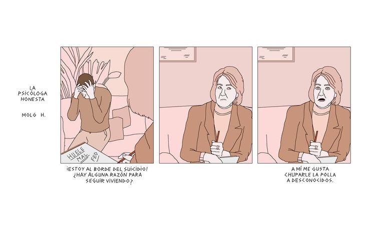 psicologa honesta