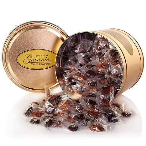 Shop Giannios 6 lbs. of Assorted Chocolates in Signature ...