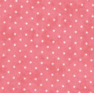 8654 70 - Essential Dots - Peony // Juberry Fabrics