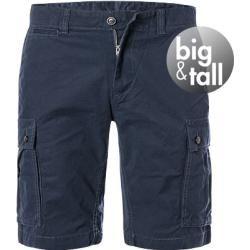 Tommy Hilfiger Cargo Shorts Herren, Baumwolle, blau Tommy