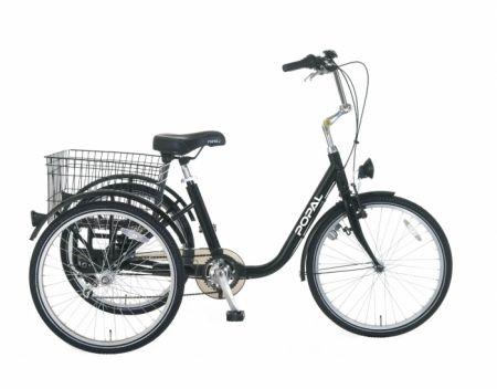 Triciclo adulto Miami Sun 20