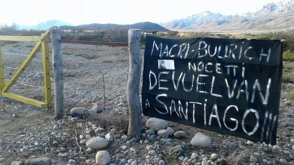 """La emotiva carta del hermano de Santiago Maldonado: """"Tiene que aparecer"""" – Movileros Salta"""