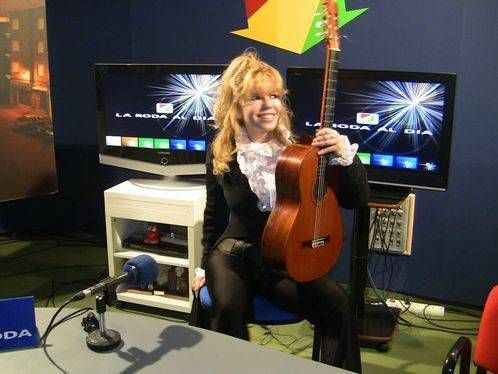 Galina Vale Radio and Television appearances