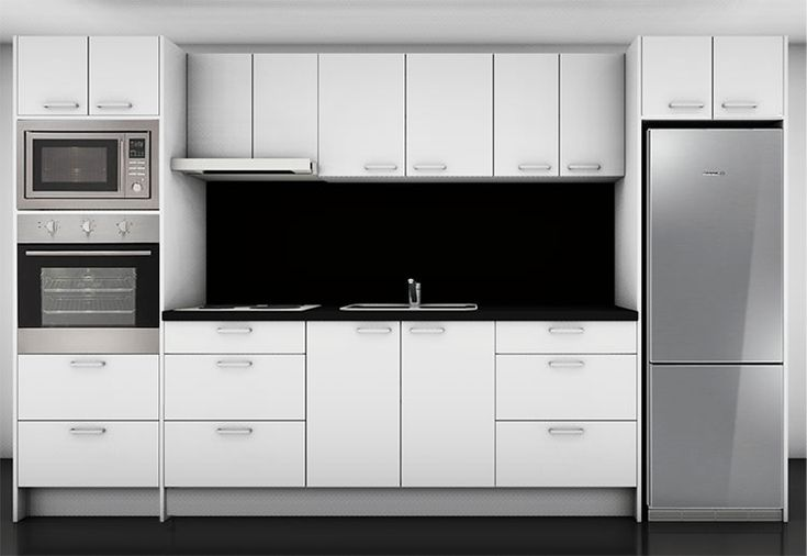 Straight Line Executive - Complete Kitchen