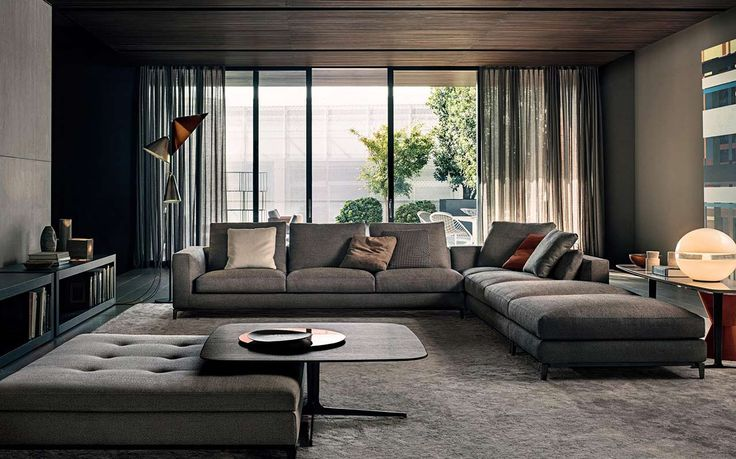 Awesome Minotti Sectional Collection Design ~ http://www.lookmyhomes.com/amazing-theme-of-minotti-sectional-collection/