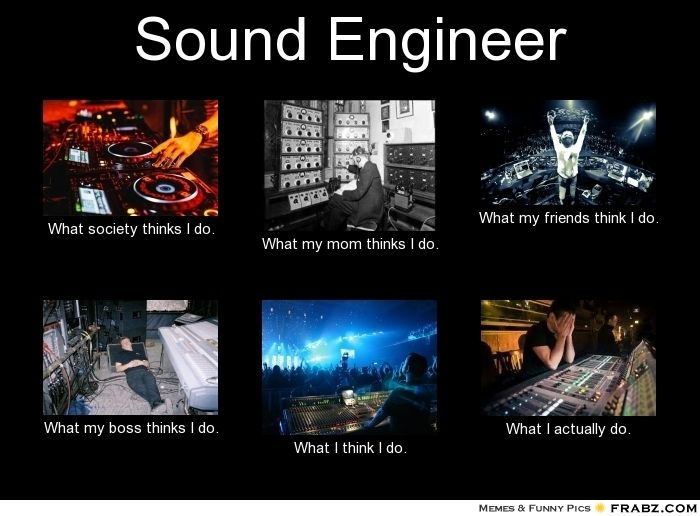 how to become a sound engineering technician