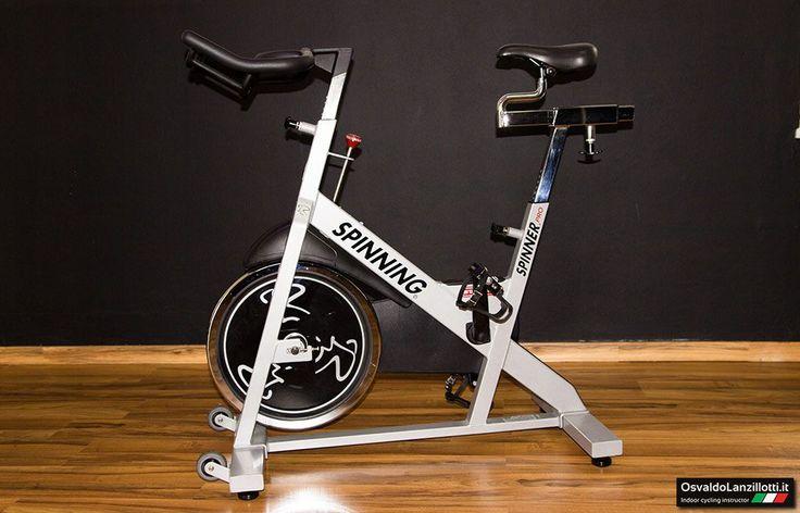 A prima vista la Spinner® Bike potrebbe sembrare una qualunque bicicletta…