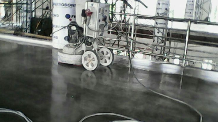 Teknoklinz Indonesia Polished Concrete Expert