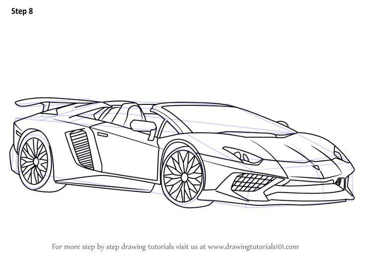 Cop Or Drop Autos Para Dibujar Dibujos De Coches Dibujos De Autos