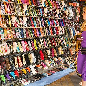 Top 10 Bangkok  Shopping Spots - ranging from ultra chic high to open air night markets - these shopping areas have something for everyone - Now don't mind me as I need to go do a little shoping - TheOpportunisticTravelers.com