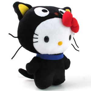 Hello Kitty Friends Plush: Chococat