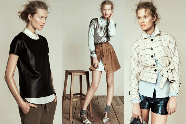 J. Crew Collection Fall 2011