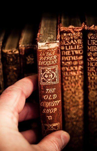 Скажи, что ты читаешь, и я скажу, кто ты. Можно составить верное понятие об уме и характере человека, осмотрев его библиотеку.