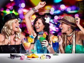 Яркая вечеринка от BUSTER GROUP для всех девушек Харькова - R'n'B...: