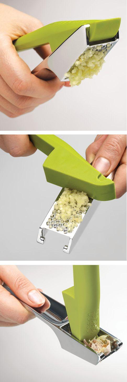 Easy Press Garlic Mincer