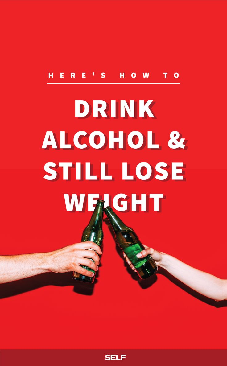 How To Lose Weight Without Giving Up Alcohol | Dietitian ...