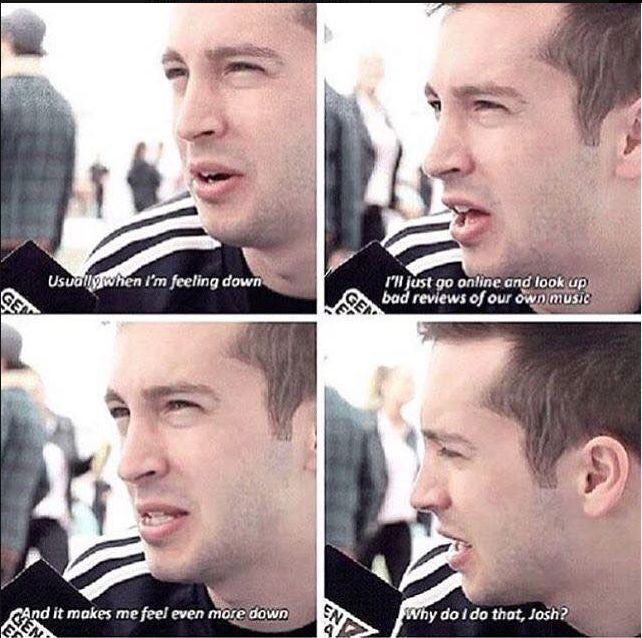 Because you're Tyler ♡