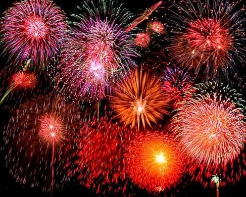 Natal e Reveillon: Fogos de artifício exigem respeito