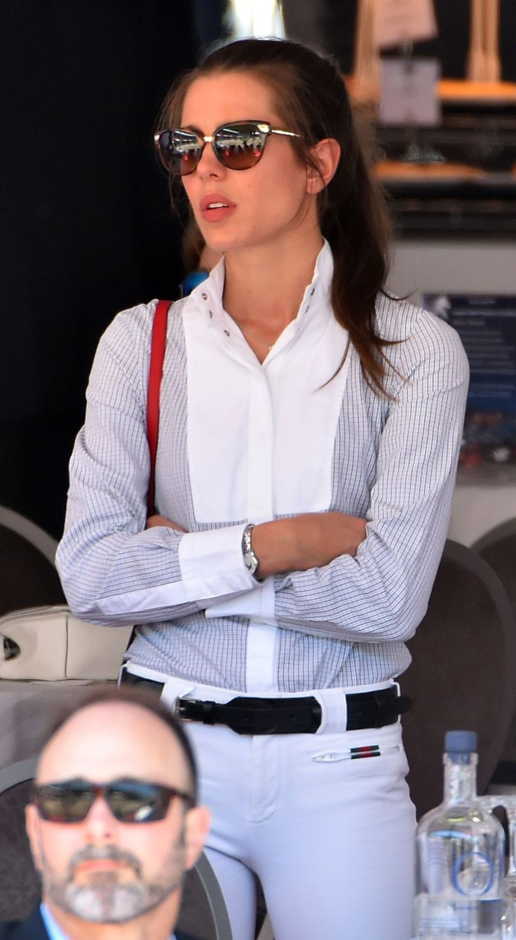 Charlotte Casiraghi Style