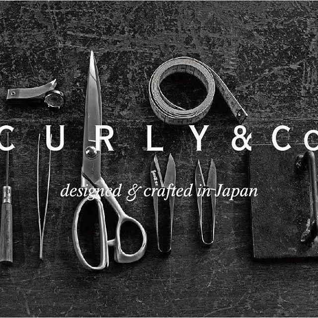 . #curly_co #japanmade  #japanesefashion  #cutandsew