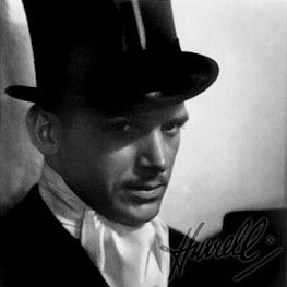 George Hurrell - The Master of Hollywood Glamour Photography / Douglas Fairbanks Jr.