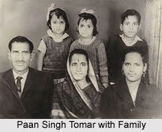 Paan Singh Tomar, the Indian athlete and soldier, was a seven-time national steeplechase champion. However he later took up banditry following a land dispute in his native village. For more on his life visit the page. #sports #games #champion