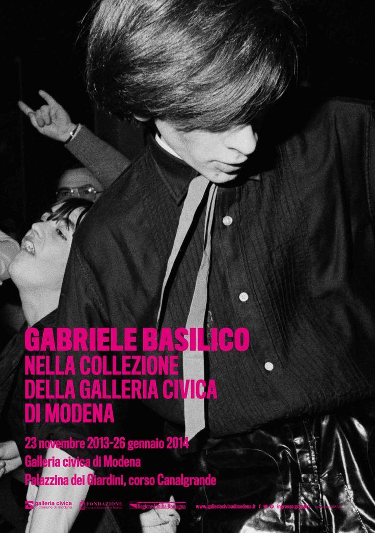 GABRIELE BASILICO NELLA COLLEZIONE DELLA GALLERIA CIVICA DI MODENA #exhibition #poster