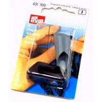 Δαχτυλίθρα Πλεξίματος Ντουατιε Prym χωρίς πάτο, προστατεύει τα δάχτυλα από ζημιές στο πλέξιμο δαντέλας και ούτω καθεξής. Συσκευασία: 2 πλαστικές Δαχ