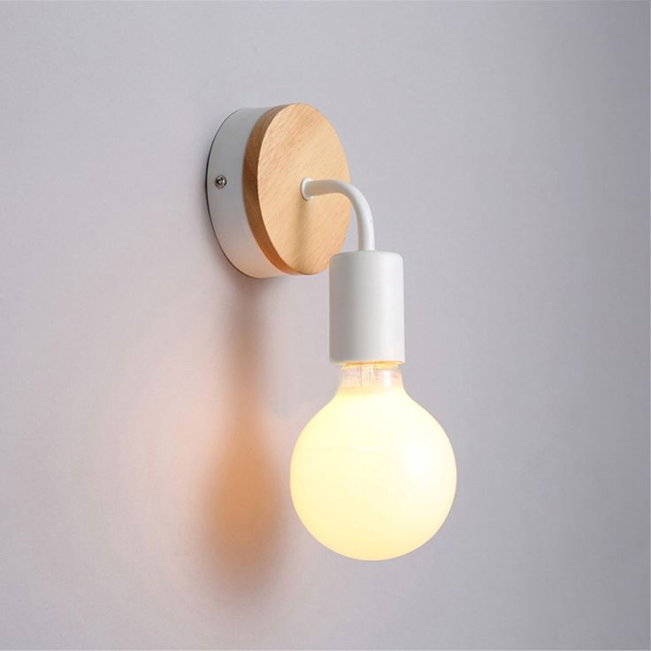 Cheap Wall Sconce, Buy Quality Wood Wall Lamp Directly From China Wall Lamp  Suppliers: Modern Lighting Wooden Wall Lamp Bedroom Kitchen Mirror Light  Cabinet ...