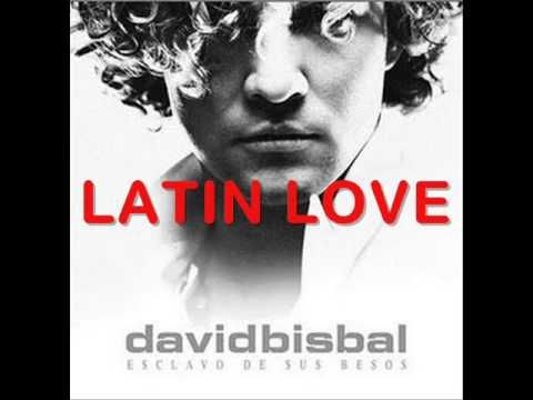 """Latin Love"" - David Bisbal"