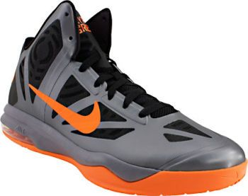 size 40 fe572 4501a Mens Nike Air Max Hyperaggressor Basketball Shoes ...
