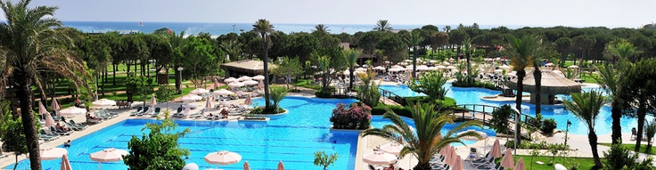 Gloria Golf Resort – Gloria Hotels & Resorts Antalaya, Turkey