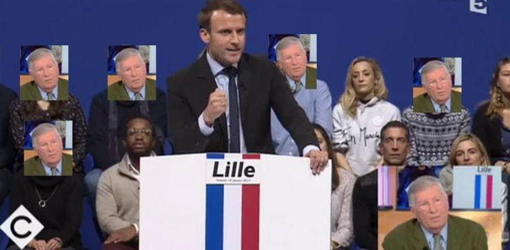 """Actualite Actualite Séduit par la garde-robe de Brigitte, Alain Duhamel cède à """"la tentation Macron"""""""
