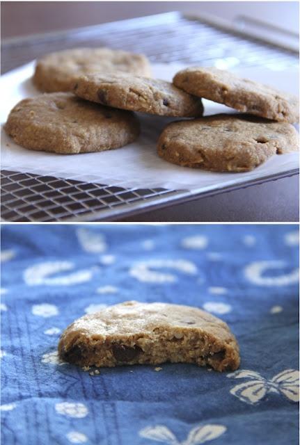 spelt flour shortbread cookies