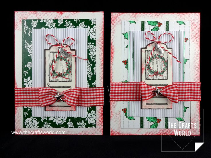 Christmas cards – quick and easy