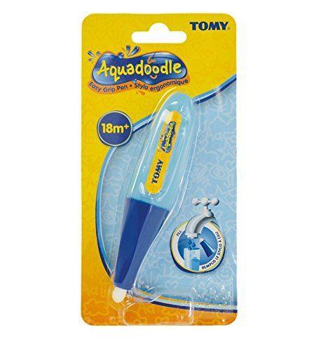 Tomy Aquadoodle prise en main facile stylos–Bleu et Rose: Les deux stylos peut être rempli avec de l'eau et a une pointe fine Pour les…