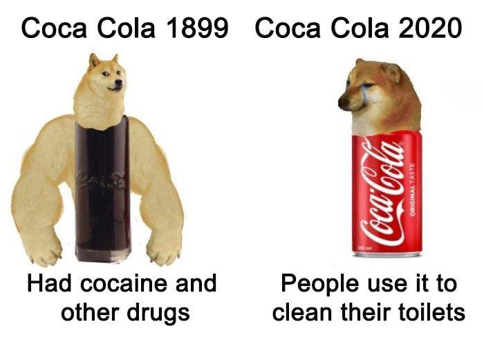 Then Now Dog Meme Funny Memes Funny Relatable Memes Memes