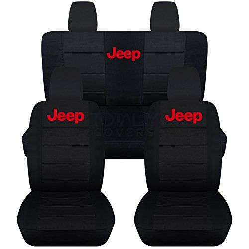 1000 Ideas About Jeep Seat Covers On Pinterest