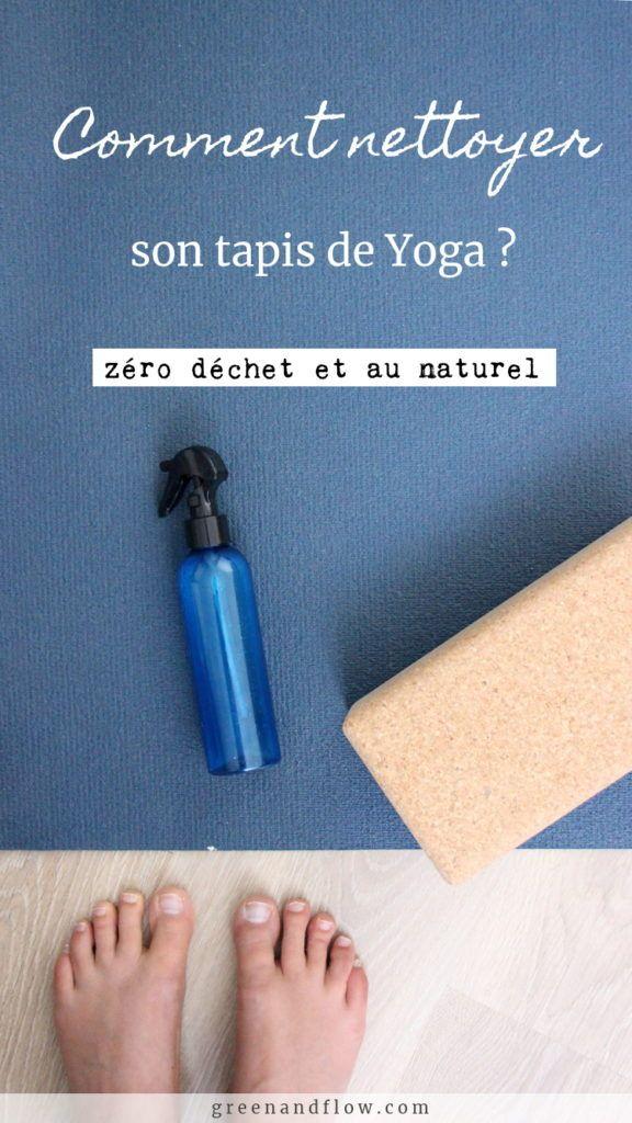 Nettoyer Son Tapis De Yoga En Un Clin D Oeil Sur Mon Blog