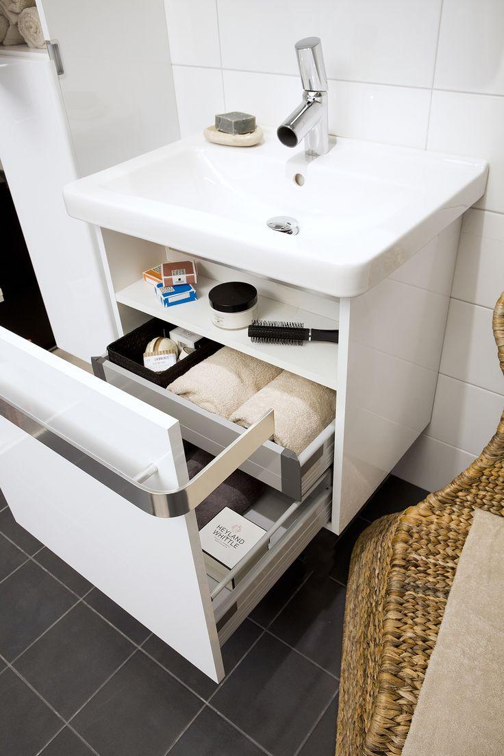 Perfect Day vägghängt möbelpaket | Alterna badrum
