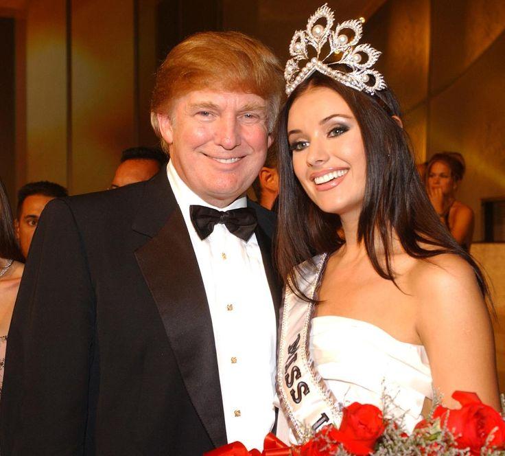 Oxana Fedorova | Miss Universe 2002 | Miss Russia