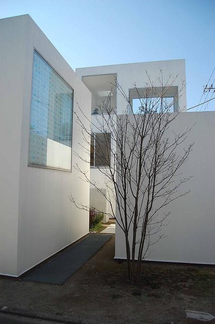 Moriyama House - SANAA
