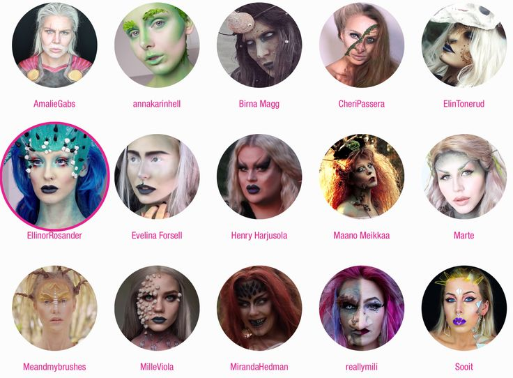 MADE IT: TOP 15 NYX NORDIC FACE AWARDS!